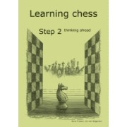 Learning chess Workbook Step 2 thinking ahead Caiet de exercitii