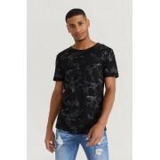 William Baxter T-Shirt Printed Tee Svart