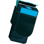 Lexmark Toner Compatível LEXMARK CX310 / CX410 / CX510 CIANO