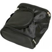 """Kuber Industries """" Travel Bag,Trevelling Kit,Toiletry kit,Make Up Kit,Cosmetic Case,Shaving Kit,Picnic bag(Black)"""