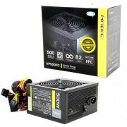 Napajanje 500W ANTEC VP500PC, 12cm fan, Active PFC, up to 82% efficient
