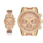 Michael Kors MK6475 Two-Tone Ritz Ladies' Watch