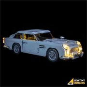 LIGHT MY BRICKS Kit for 10262 Aston Martin