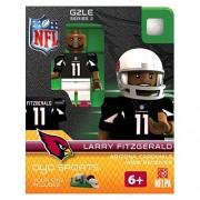 Larry Fitzgerald NFL Arizona Cardinals Oyo G2S2 Minifigure