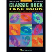 Classic Rock Fake Book - 2nd E