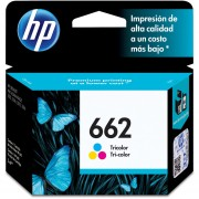 Cartucho HP 662 Advantage-Tricolor