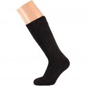 HEAT KEEPER 2 Paar thermo sokken antraciet/donkergrijs voor dames maat 36-41 - Sokken