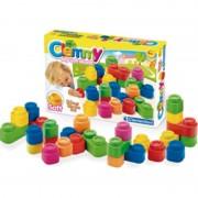 Clementoni Cuburi constructie moi Set 24 buc Cub Clemmy