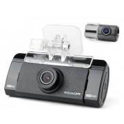 Автомобильный видеорегистратор с двумя камерами iRoad Dash Cam V9