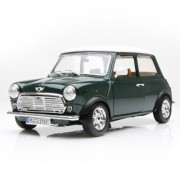 Bburago Mini Cooper (1969) (1:18 Scale) Diecast Model Car (Colours May Vary)