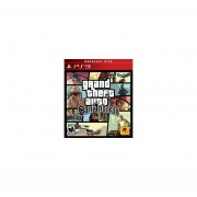 Grand Theft Auto San Andreas PlayStation 3