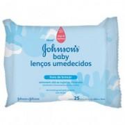 Toalhas Umedecidas Johnsons Baby Hora de Brincar 25 Unidades