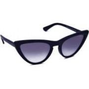 Vogue Cat-eye Sunglasses(Grey)