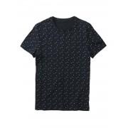 HEMA Heren T-shirt Blauw (blauw)