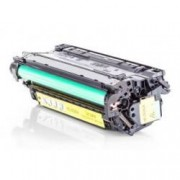 Tóner compatible para HP CE262A Amarillo (648A)