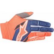 Alpinestars Aviator Gloves 2018 Handskar 2XL Blå Orange