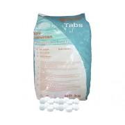 Sare tablete pentru dedurizarea apei Silver Tabs, 25 kg