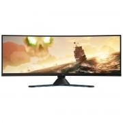 Monitor LED Gaming Curbat Lenovo Y44W-10 44 inch 4ms Black