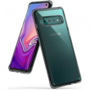 Ringke Etui Fusion do Samsung Galaxy S10 Transparentny