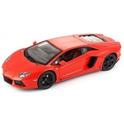 Bburago Lamborghini Aventador LP700-4 (Color May Vary)