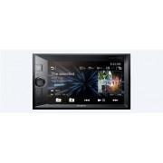 Sony XAV-V630BT Autoradio 2DIN, Schermo touch TFT da 6,2 Pollici, Aux In, USB, Bluetooth, Potenza massima di uscita 4x55W, Nero