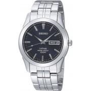 Seiko Herenhorloge met dag- en datum en saffierglas SGG717P1