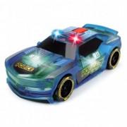 Masina de politie Play Dickie Toys Lightstreak Police cu sunete si lumini