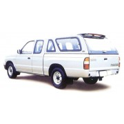 HARD TOP CARRYBOY MAZDA B2500 DOUBLE CAB 1999/2006 - accessoires 4X4 marina