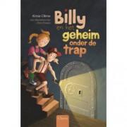 Billy en het geheim onder de trap - Krista Okma