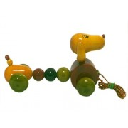 Funwood Games Wonder-Dog Pull Along Toy For Kids