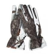 MIL-TEC Rukavice HUNTER prstové SNOW WILDTREE