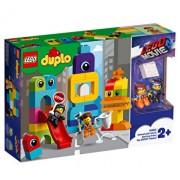 LEGO DUPLO - The LEGO Movie 2, Vizitatorii de pe planeta DUPLO 10895