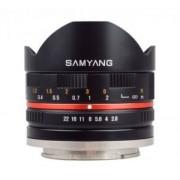 8mm f/2.8 Fish-eye CS (Fuji X)