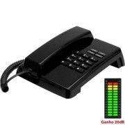 Telefone com Amplificador Interno Modelo ERGOLINE A110 SOPHO