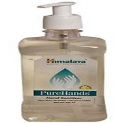 Himalaya Pure Hands Sanitizer (100 ML) (PACK OF 2)