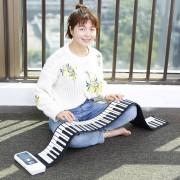 88 teclas de versión engrosada Aprendizaje de mano Piano electrónico