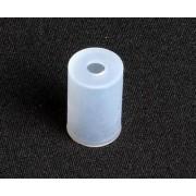 Mustiuc scurt din silicon - 100 buc