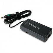 Kensington K38047US Mobile Power Adapter with USB Port for Netbooks