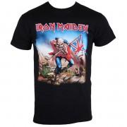 metál póló férfi Iron Maiden - The Trooper - ROCK OFF - IMTEE03MB