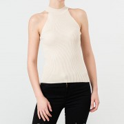 SELECTED Solita Knitted Top Birch
