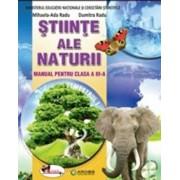 Stiinte ale naturii - manual pentru clasa a III-a, sem. I+II/Mihaela-Ada Radu, Dumitra Radu
