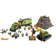Set Lego City Volcano Exploration Base