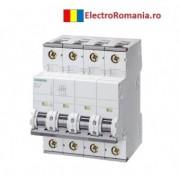 5SY6663-7 Siguranta automata trifazata Siemens 63A , 3P+N