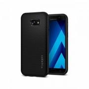 Spigen Liquid Air Armor telefon tok Samsung Galaxy A5 2017 A520 fekete tok telefon tok hátlap