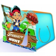 Disney Jake & The Neverland Pirates Treasure Hunt Playhut Play Tent