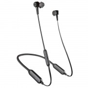 Plantronics BackBeat Go 410 Auriculares Intra-auditivos com Cancelamento Ativo de Ruído Preto Grafite