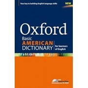 Oxford Basic American Dictionary for Learners of English 'With CDROM', Paperback/Oxford University Press