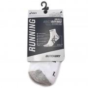 Unisex Magasszárú Zokni ASICS - Kayano Sock 123432 Real White 9001