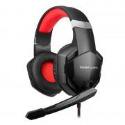 mars-gaming Mars Gaming MHX Headset Gaming Preto/Vermelho
