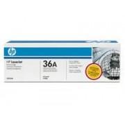 HP Toner HP LJ P1505 CB436A svart
